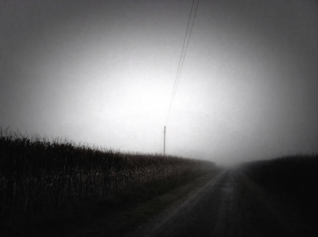 Foggy Road 2 (September 2013)