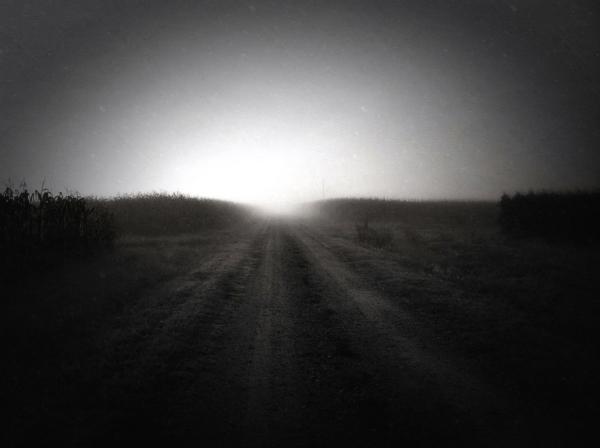 Foggy Road 3 (September 2013)