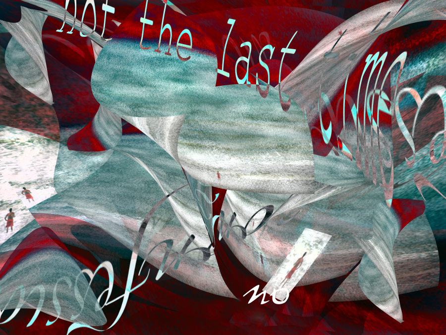 not the last time no by Melissa D. Johnston