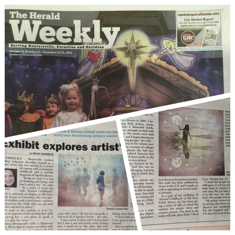 The Herald Weekly Story exhibition