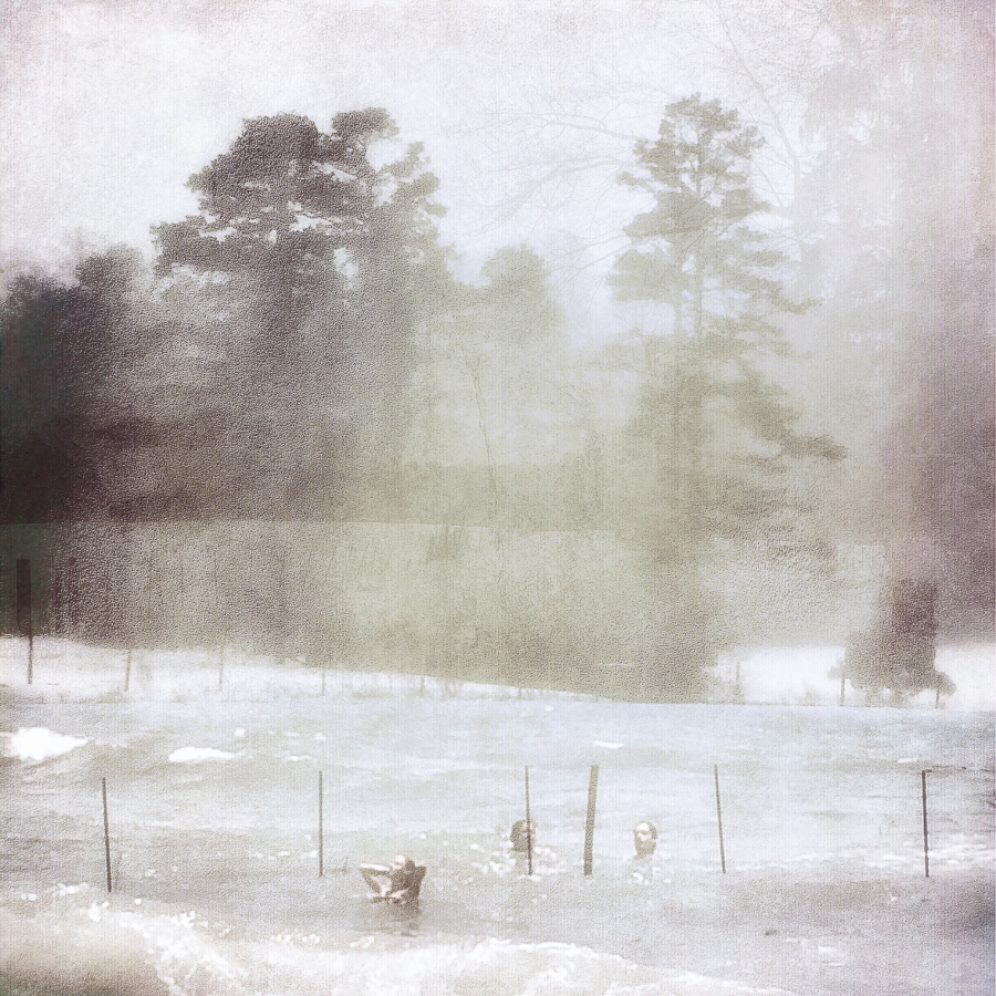 ghosts and shadows ii-farm, sea, and sun Flickr L